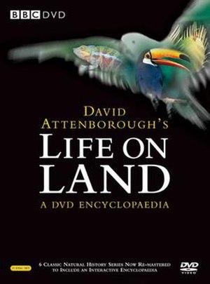 Life on Land - DVD cover artwork