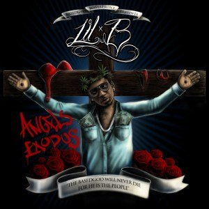 Angels Exodus - Image: Lil B Angels Exodus album cover rare tybg