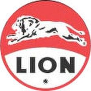 Lion Oil - Image: Lion Oil Logo