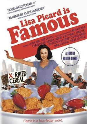 Lisa Picard Is Famous - Promotional poster