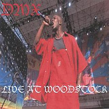 Resultado de imagen para DMX - Live And Loud At Woodstock 99