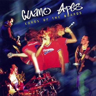 Guano Apes — Lords of the Boards (studio acapella)