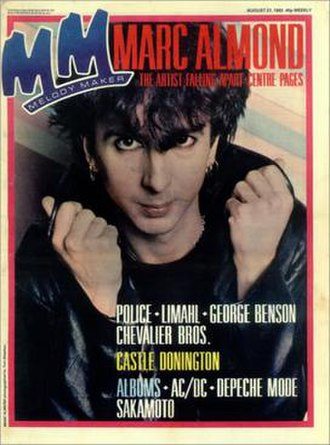 Melody Maker - Melody Maker redesigned as MM