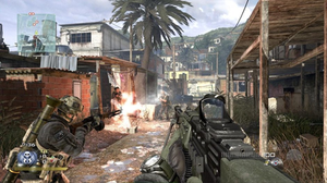 Call of Duty: Modern Warfare 2 - Players can compete against each other in Multiplayer mode