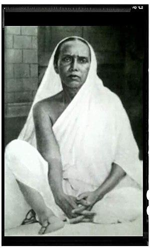 Anukulchandra Chakravarty - Image: Manomohini Devi Anukulchandra's Mother