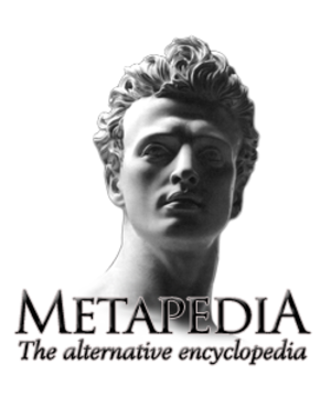 Metapedia - Image: Metapedia English logo
