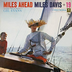 Miles Ahead (album) - Image: Miles Ahead original