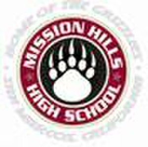 Mission Hills High School - Image: Missionhillshighlogo