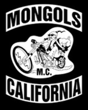 Mongols Motorcycle Club - Image: Mongols (motorcycle club) logo