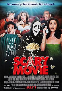 <i>Scary Movie</i> 2000 film by Keenen Ivory Wayans