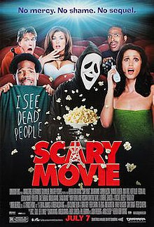 Mrak Film 1 - Scary Movie (2000)