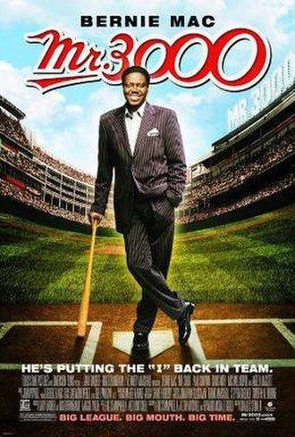 Mr. 3000 - Theatrical release poster