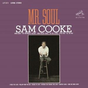 Mr. Soul (album) - Image: Mr. Soul Sam Cooke