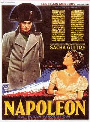 Napoléon (1955 film) - Image: Napoleon 1955 poster