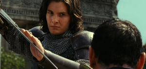 Prince Caspian (character) - Ben Barnes as Prince Caspian in The Chronicles of Narnia: Prince Caspian