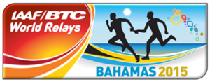 2015 IAAF World Relays - Image: Nassau 2015logo