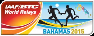 2015 IAAF World Relays