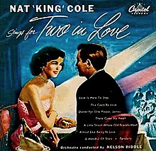 Nat King Cole Sings For Two In Love Wikipedia