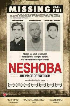 Neshoba (film) - Film poster