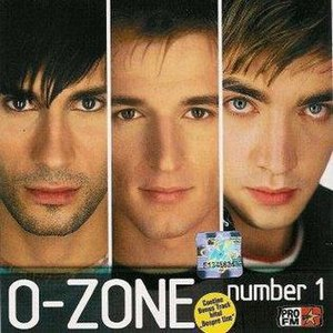 Number 1 (O-Zone album) - Image: Number 1 Cover