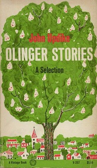 Olinger Stories - First edition (publ. Vintage Books)