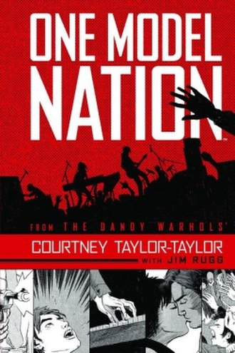 One Model Nation - Image: One Model Nation front cover