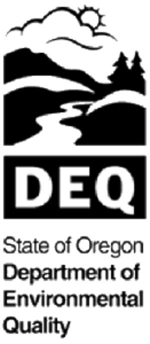 Oregon Department of Environmental Quality - Image: Oregon Department of Environmental Quality logo