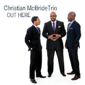 Out Here (Christian McBride album) - Image: Out Here album cover