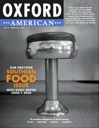 Oxford American - Spring 2005 cover