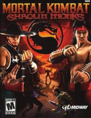 Mortal Kombat: Shaolin Monks - Image: PS2MKSM