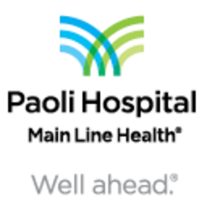 Paoli Hospital - Image: Paoli Hospital Logo