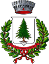 Coat of arms of Pecetto Torinese