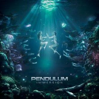Immersion (album) - Image: Pendulum immersion artwork
