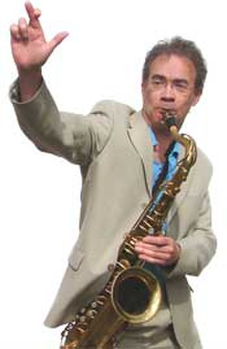 Pete Thomas (saxophonist) - Image: Pete Thomas Mr Lucky