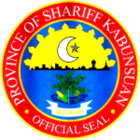 Provincial seal of Shariff Kabunsuan