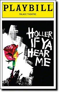 <i>Holler If Ya Hear Me</i> (musical) musical