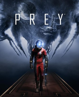 Prey (2017 video game) - Image: Prey cover art