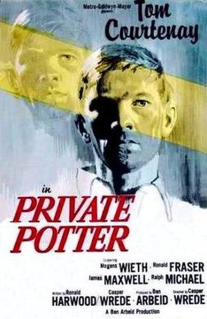 Private Potter - Image: Private Potter Film Poster