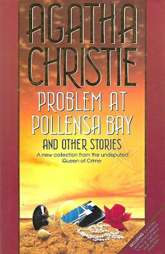 Problem at Pollensa Bay and Other Stories - Dust-jacket illustration of the first UK edition