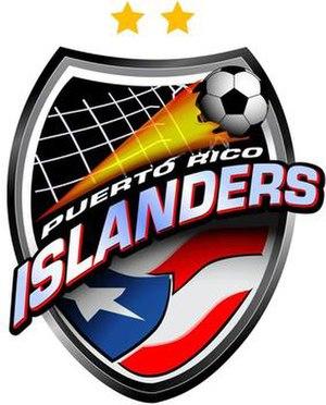 Puerto Rico Islanders - Image: Puerto rico islanders