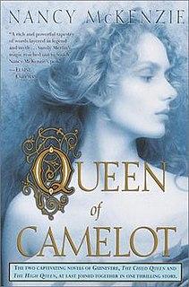 <i>Queen of Camelot</i> book by Nancy McKenzie