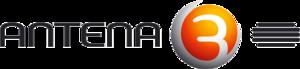 Antena 3 (Portugal) - Antena 3 logo from 2004 to 2016.