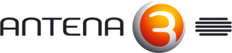 Antena 3 (Portugal) - Antena 3 logo from 2004 to 2016.