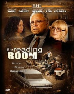 <i>The Reading Room</i> 2005 television film directed by Georg Stanford Brown