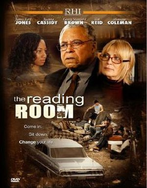 The Reading Room - Image: Readingroomdvd