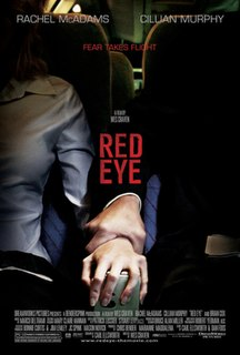<i>Red Eye</i> (2005 American film) 2005 film by Wes Craven