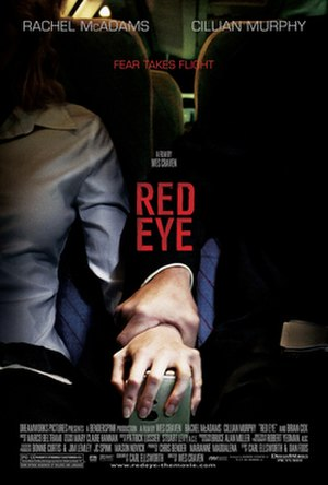 Red Eye (2005 American film) - Theatrical release poster