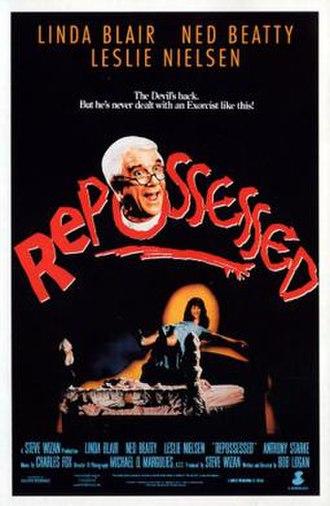 Repossessed (film) - Repossessed film poster