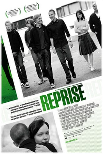 Reprise (film) - International theatrical poster