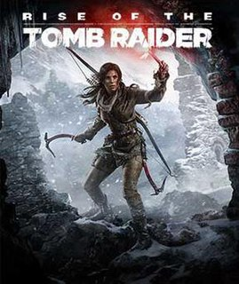 <i>Rise of the Tomb Raider</i> video game